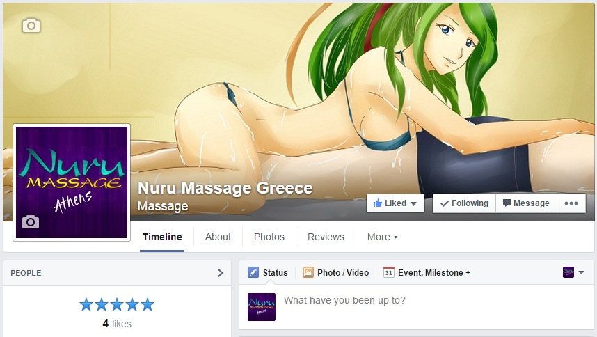 Nuru Massage Facebook
